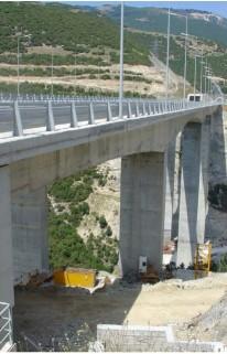 Bridge G12 - Egnatia Highway