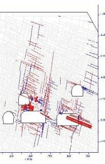Lai King Hill Station - UDEC 2D Analysis - Hong Kong