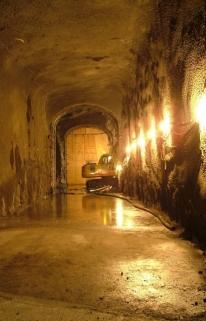VCP 4 ESA North - Dublin Port Tunnel, Ireland